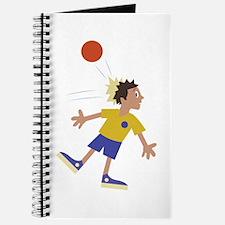 Dodgeball Kid Journal