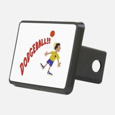Dodgeball Hitch Cover