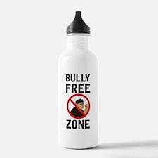 Bully Free Zone Water Bottle