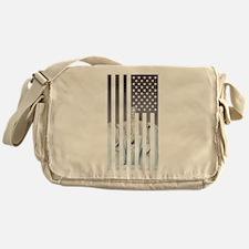 Cute Freedom Messenger Bag