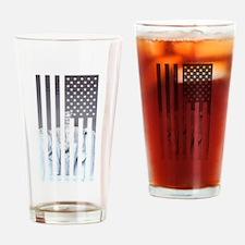 Cute Freedom Drinking Glass