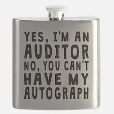 Auditor Autograph Flask