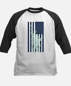 Liberty Flag Baseball Jersey