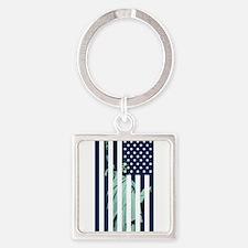 Liberty Flag Keychains