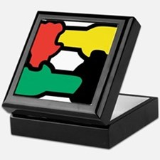 Equal Race Keepsake Box