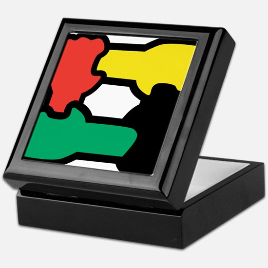 Equal Race Keepsake Box