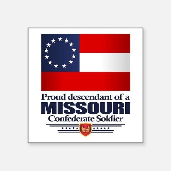 Missouri Proud Descendant Sticker