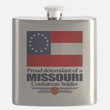 Missouri Proud Descendant Flask