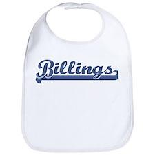 Billings (sport-blue) Bib