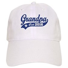 Grandpa Est. 2016 Cap