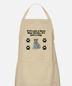 If Its Not A Kerry Blue Terrier Apron