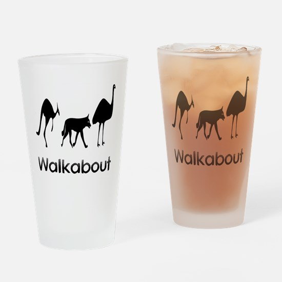 Walkabout Drinking Glass