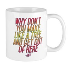 Back to the Future Biff Mug