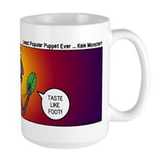 Kale Monster Coffee Mug