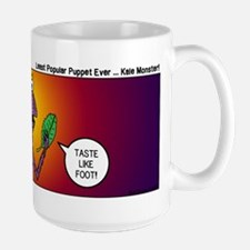 Kale Monster Mug