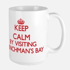 Keep calm by visiting Frenchman'S Bay Virgin Mugs