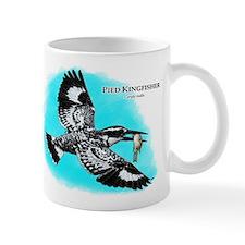Pied Kingfisher Mug