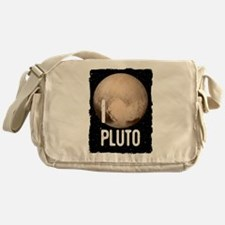 I Cardiac Pluto Messenger Bag