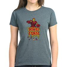 Iron Man Pixel Tee