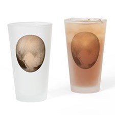 Pluto Drinking Glass