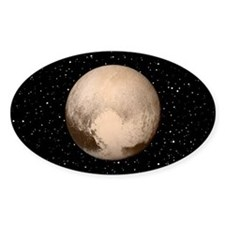 Pluto Decal