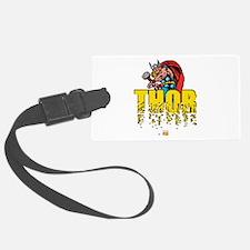 Thor Pixel Luggage Tag
