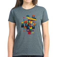 Iron Man Square Pixel Tee