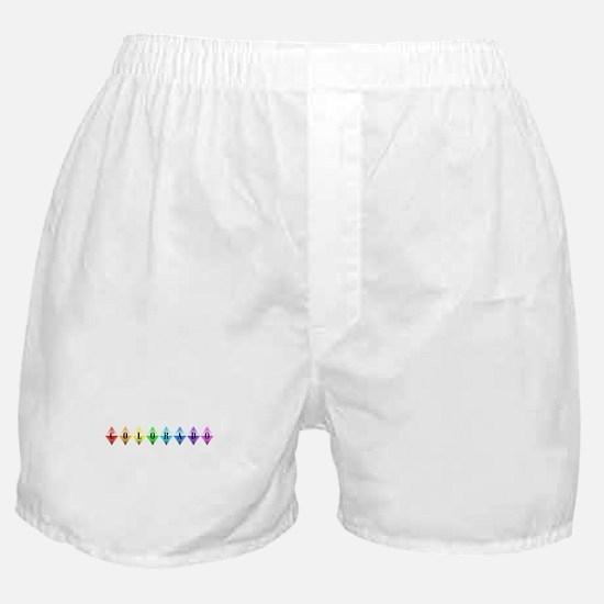 colorado diamonds Boxer Shorts