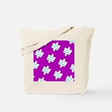 Practice Showering Autism Altruism Adrian Tote Bag
