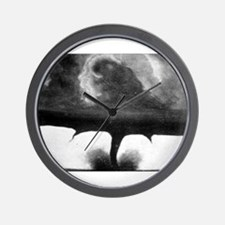 Oldest Tornado photo 1884 South Dakota Wall Clock