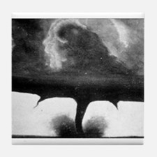 Oldest Tornado photo 1884 South Dakota Tile Coaste