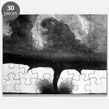 Oldest Tornado photo 1884 South Dakota Puzzle
