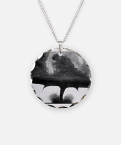 Oldest Tornado photo 1884 South Dakota Necklace