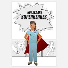 Nurses are Superheroes