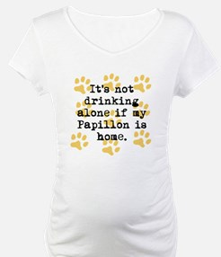 If My Papillon Is Home Shirt