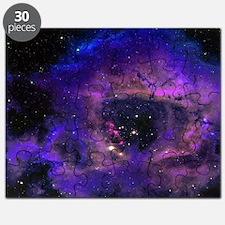 Purple Nebula Puzzle