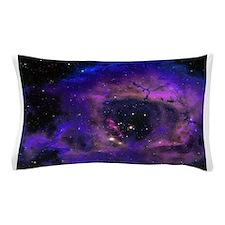 Purple Nebula Pillow Case