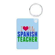 Spanish Teacher Keychains