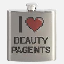Unique Beauty pageant Flask