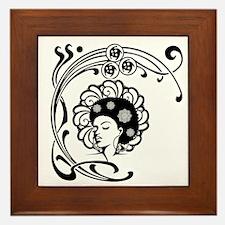 Queen Framed Tile