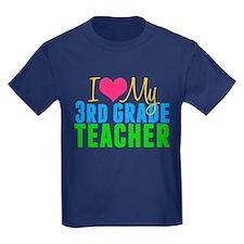 3rd Grade Teacher T