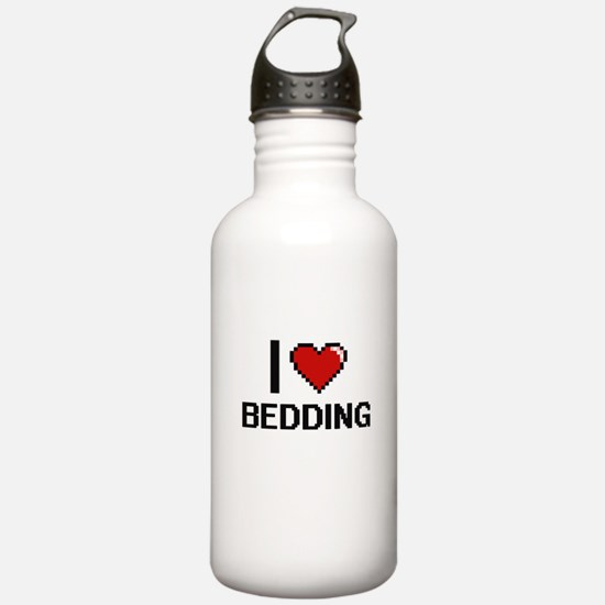 I Love Bedding Digitia Water Bottle