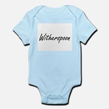 Witherspoon surname artistic design Body Suit