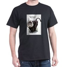 Lion-Tailed Macaque T-Shirt