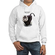 Lion-Tailed Macaque Hoodie
