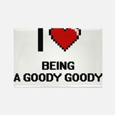 I Love Being A Goody Goody Digitial Design Magnets