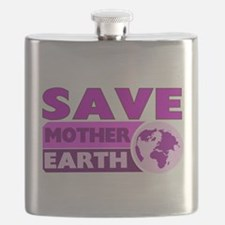 Save the earth Flask