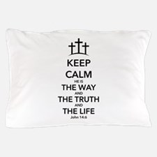 Way Truth Life Pillow Case