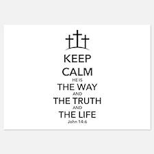 Way Truth Life Invitations