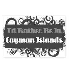 Rather Be in Cayman Islands Postcards (Package of